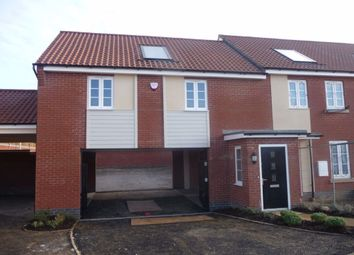 Thumbnail 1 bed flat to rent in Lockgate Road, Northampton