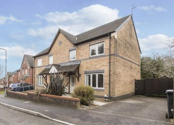 Thumbnail 3 bed semi-detached house for sale in Harlequin Drive, Newport
