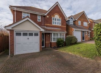Thumbnail 4 bed detached house for sale in Hans Apel Drive, Brackley