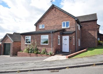 Thumbnail 3 bed semi-detached house for sale in St. Oswalds Close, Malpas