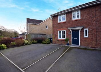 3 bed end terrace house for sale in Poplar Place, Llantarnam, Cwmbran NP44