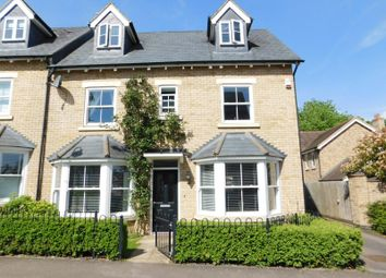 4 bed semi-detached house for sale in Heathcliff Avenue, Fairfield, Hitchin SG5
