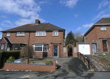 Thumbnail 3 bed semi-detached house for sale in Dudley, Netherton, Talbot Road