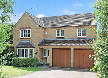 Thumbnail 5 bed detached house for sale in Knightons Way, Brixworth, Northampton