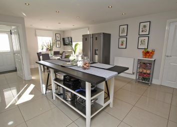 Thumbnail 4 bed detached house for sale in Howieson Court, Mapperley, Nottingham