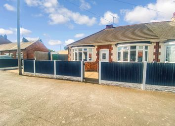 Thumbnail 3 bed semi-detached bungalow for sale in St. Ives Road, Leicester, Leicestershire