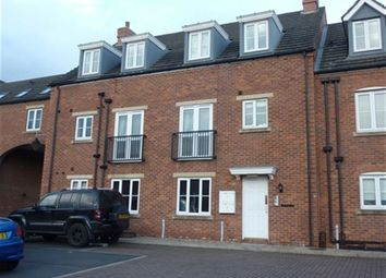 Thumbnail 2 bed flat to rent in Browning Court, Brampton, Chesterfield, Derbyshire