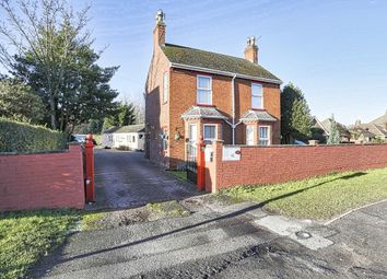 4 bed detached house for sale in Station Road, North Hykeham, Lincoln, Lincolnshire LN6