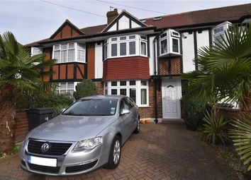 Thumbnail 4 bedroom terraced house to rent in Cardinal Avenue, Kingston Upon Thames, Surrey