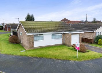 Thumbnail 3 bed detached bungalow for sale in Warwick Road, Chapel St. Leonards, Skegness