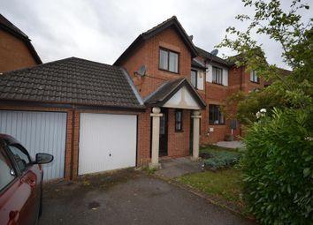 Thumbnail 3 bed semi-detached house for sale in Hadley Place, Bradwell Common, Milton Keynes, Buckinghamshire