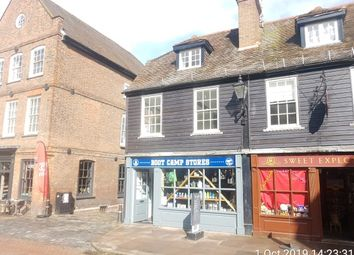 Thumbnail 2 bed flat to rent in 85-89 High Street, Rochester, Kent