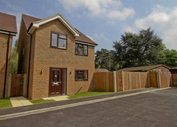Thumbnail 4 bedroom detached house for sale in Whitebeam Close, Uxbridge