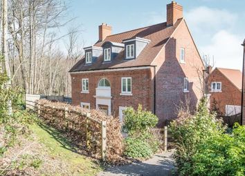 Thumbnail 5 bedroom detached house for sale in Kings Drive, Midhurst, West Sussex