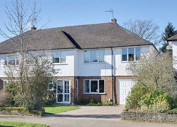 Thumbnail 5 bed semi-detached house for sale in Fordwich Rise, Hertford