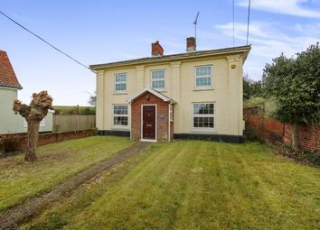 Thumbnail 4 bedroom detached house for sale in Oakley, Diss, Suffolk