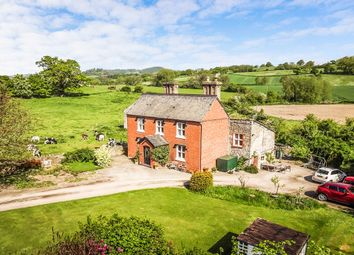 Thumbnail 5 bed detached house for sale in Llanyblodwel, Oswestry