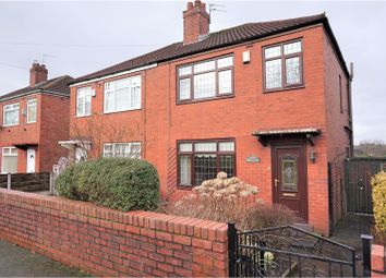 Thumbnail 3 bed semi-detached house for sale in Highfield Terrace, Manchester