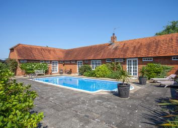 Thumbnail 5 bed detached house for sale in Shiplake Row, Binfield Heath, Henley-On-Thames