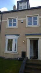 Thumbnail 3 bed town house to rent in Great Gutter Lane East, Willerby, Hull
