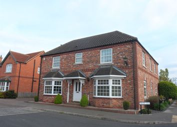 Thumbnail 4 bed detached house for sale in Fields End, Misterton, Doncaster