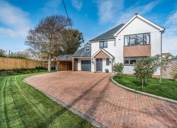 Thumbnail 4 bed detached house for sale in Chittleburn Close, Brixton, Plymouth, Devon
