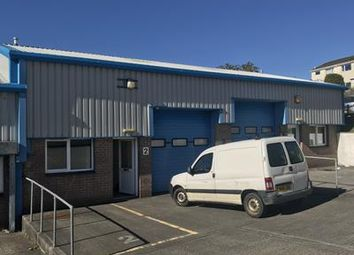 Thumbnail Light industrial to let in Unit 2, Travail Business Park, Bodmin, Cornwall