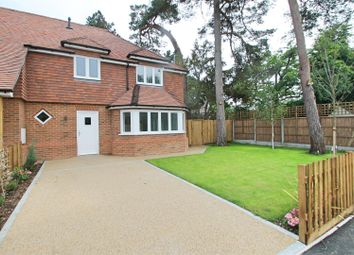 Thumbnail 3 bed semi-detached house for sale in Sherwoods Road, Watford