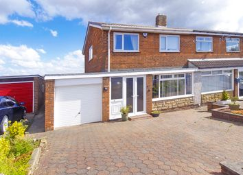 Thumbnail 3 bed semi-detached house for sale in Briar Lea, Shiney Row
