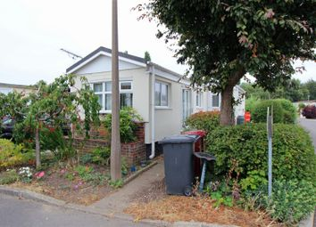 Thumbnail 1 bed property for sale in Maple Avenue, Charnwood Park Estate, Scunthorpe