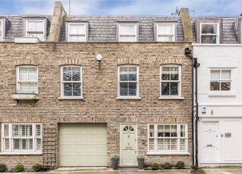 Thumbnail 3 bed mews house for sale in Eastbourne Mews, Paddington, London