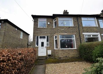 Thumbnail 3 bed terraced house for sale in Paddock Lane, Norton Tower, Halifax
