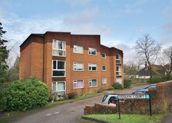 Thumbnail 1 bed flat for sale in Roslyn Court, Woking
