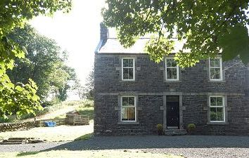 Thumbnail 4 bed detached house for sale in Laigh Altercannoch, Barrhill, Girvan