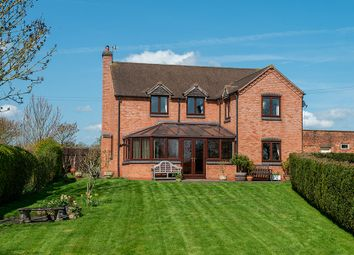 Thumbnail 5 bed detached house for sale in Kings Green, Wichenford, Worcester