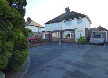Thumbnail 3 bed property for sale in New Road, Bignall End, Staffordshire