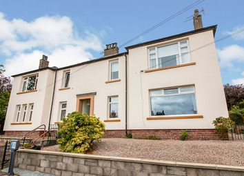 Thumbnail 2 bed flat for sale in Killin Avenue, Dundee, Angus