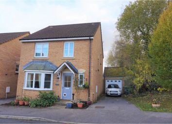 Thumbnail 4 bed detached house for sale in Griffin Drive, Hengoed