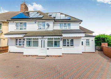 Thumbnail 5 bed semi-detached house for sale in Banfield Road, Darlaston, Wednesbury