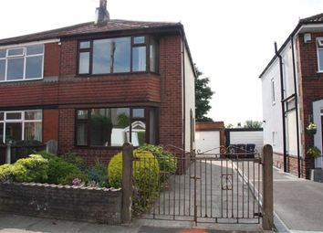 Thumbnail 2 bed semi-detached house for sale in Lynton Avenue, Leyland