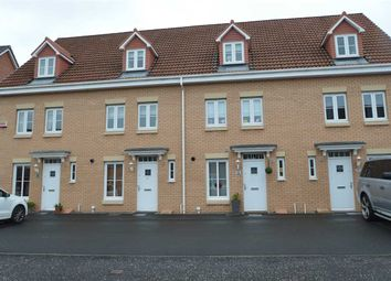 Thumbnail 3 bedroom town house for sale in Millar Park, Wellhall Road, Hamilton