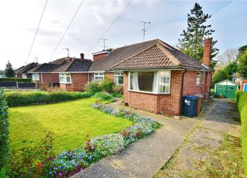 Thumbnail 3 bedroom semi-detached bungalow for sale in Cannons Close, Bishop's Stortford