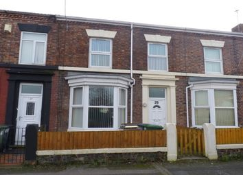 Thumbnail 3 bedroom property to rent in Whitfield Street, Tranmere, Birkenhead