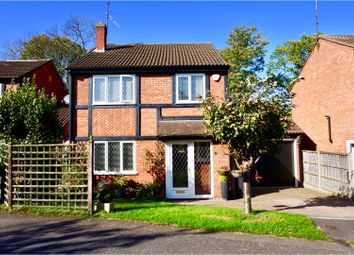 Thumbnail 3 bed detached house for sale in Wightman Close, Shepshed