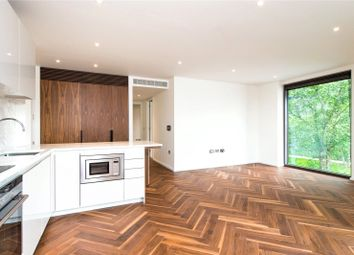 Thumbnail 2 bed flat to rent in Embassy Gardens, Union Square, London