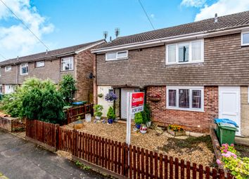 Thumbnail 3 bedroom end terrace house for sale in The Rise, Gawcott, Buckingham