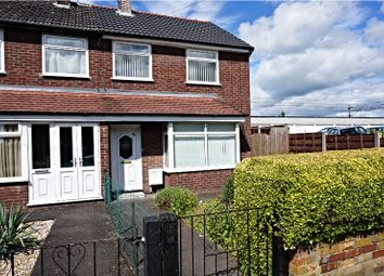 Thumbnail 3 bed end terrace house for sale in Farcroft Avenue, Radcliffe, Manchester