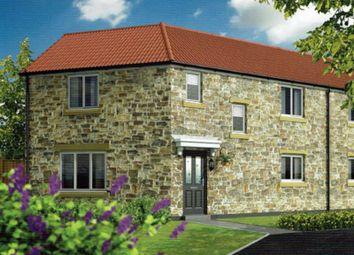 Thumbnail 4 bedroom semi-detached house for sale in Taw View, Mead Park, Bickington