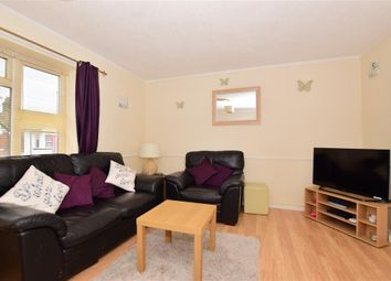 Thumbnail 3 bed maisonette for sale in Watling Street, Chatham, Kent