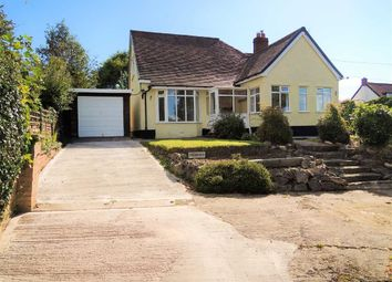 Thumbnail 3 bed detached bungalow for sale in Overdale, Barnfields, Old Barn Lane, Newtown, Powys